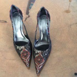 Vintage Donald J Pliner heels 👠